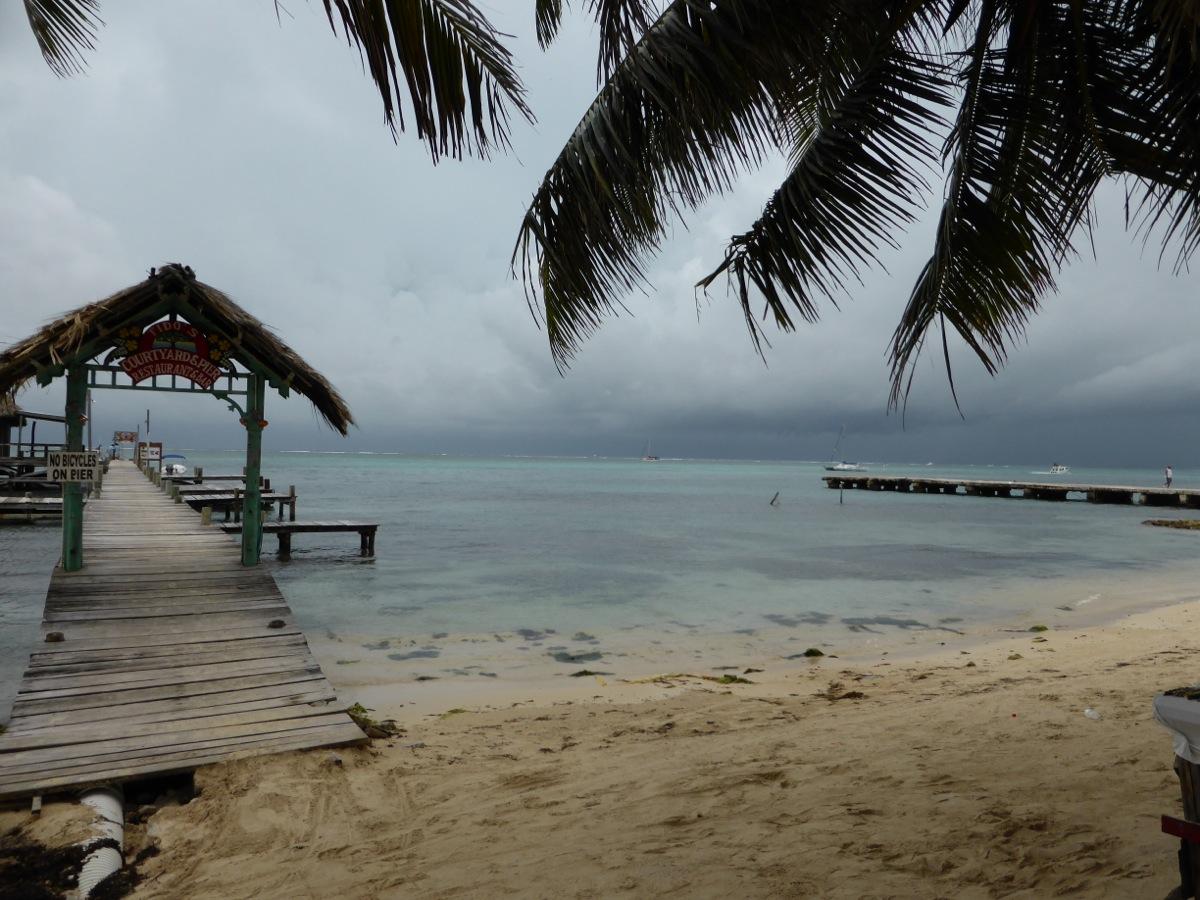 Aah, island life