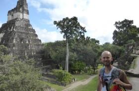 Guatemala: Flores and Tikal