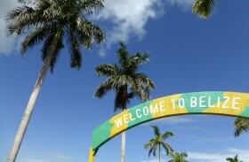 Belize: Arrival to Crooked Tree