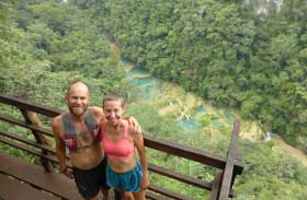 Guatemala: Panajachel-Antigua-Semuc Champey