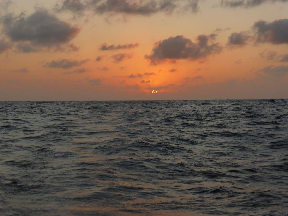 Amazing sunset indeed