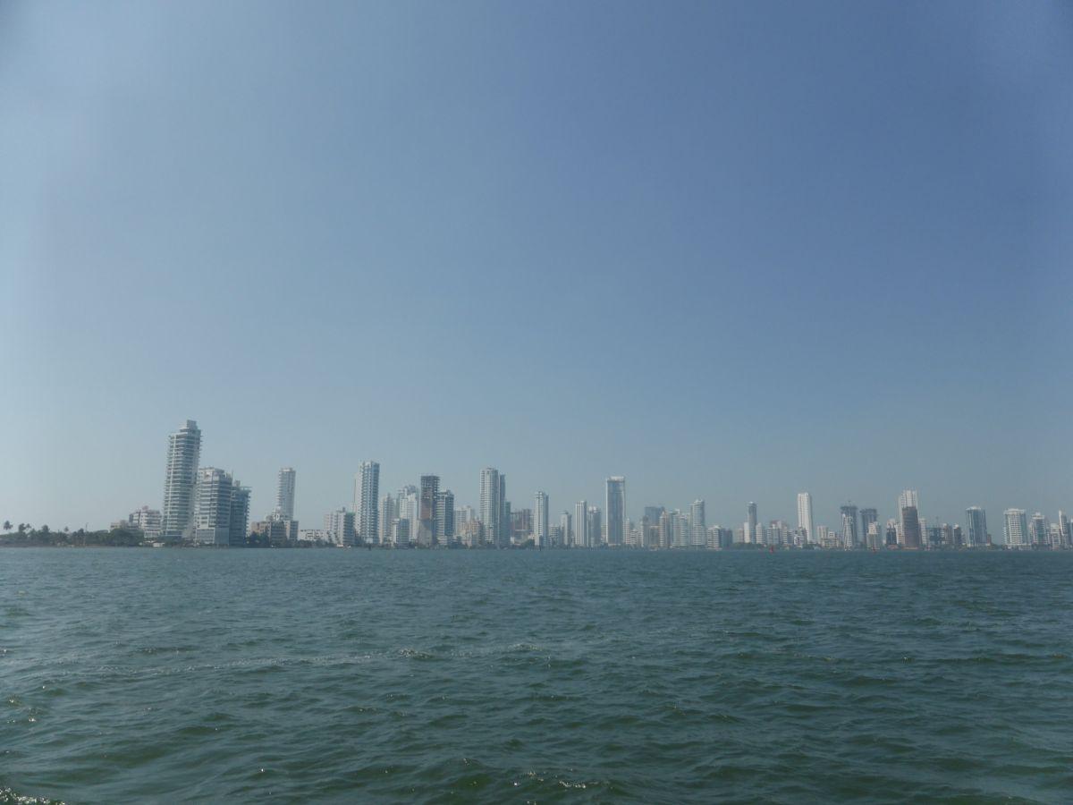 Cartagena - a sight for sore eyes!