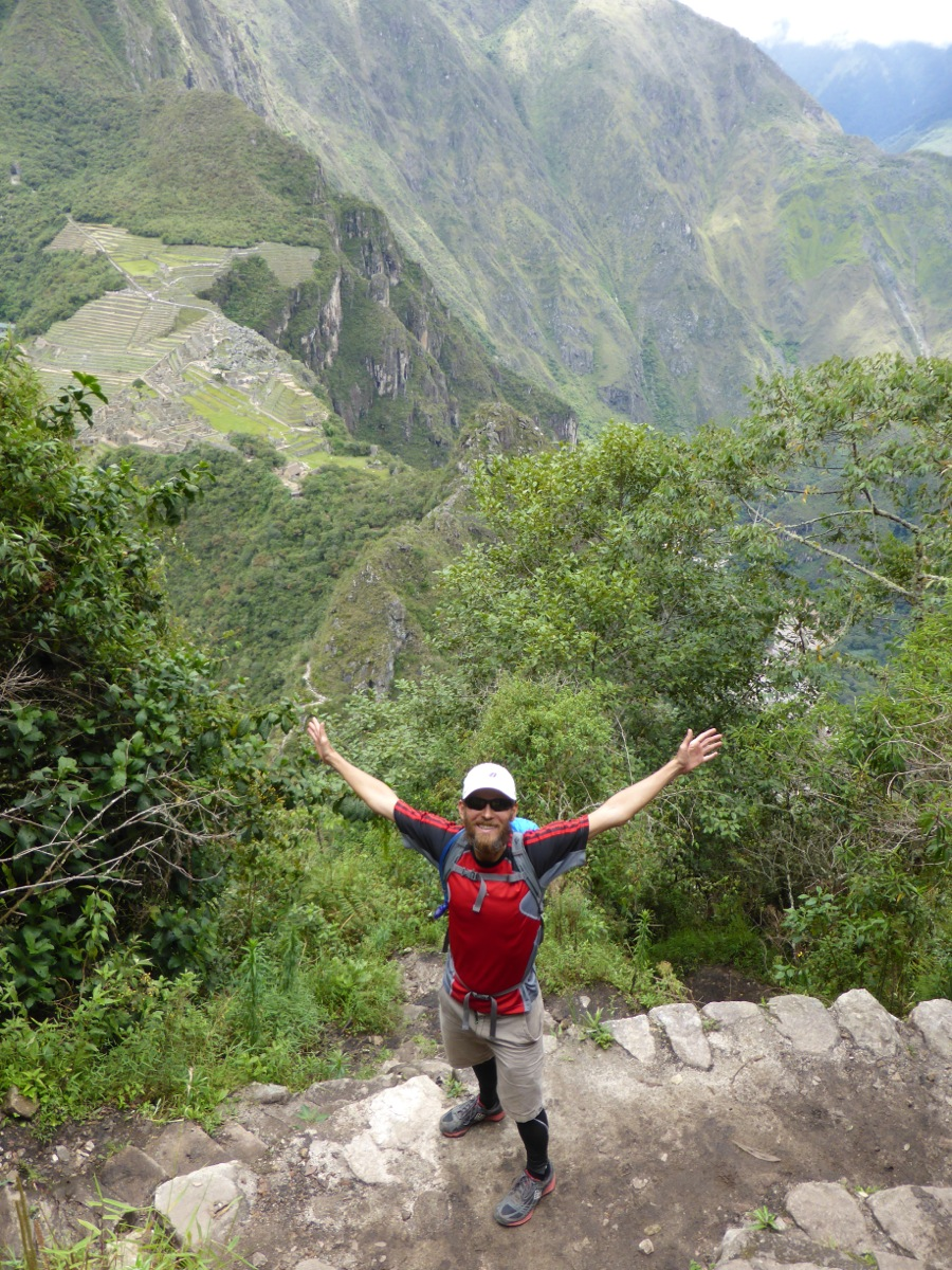 A steep but rewarding hike!