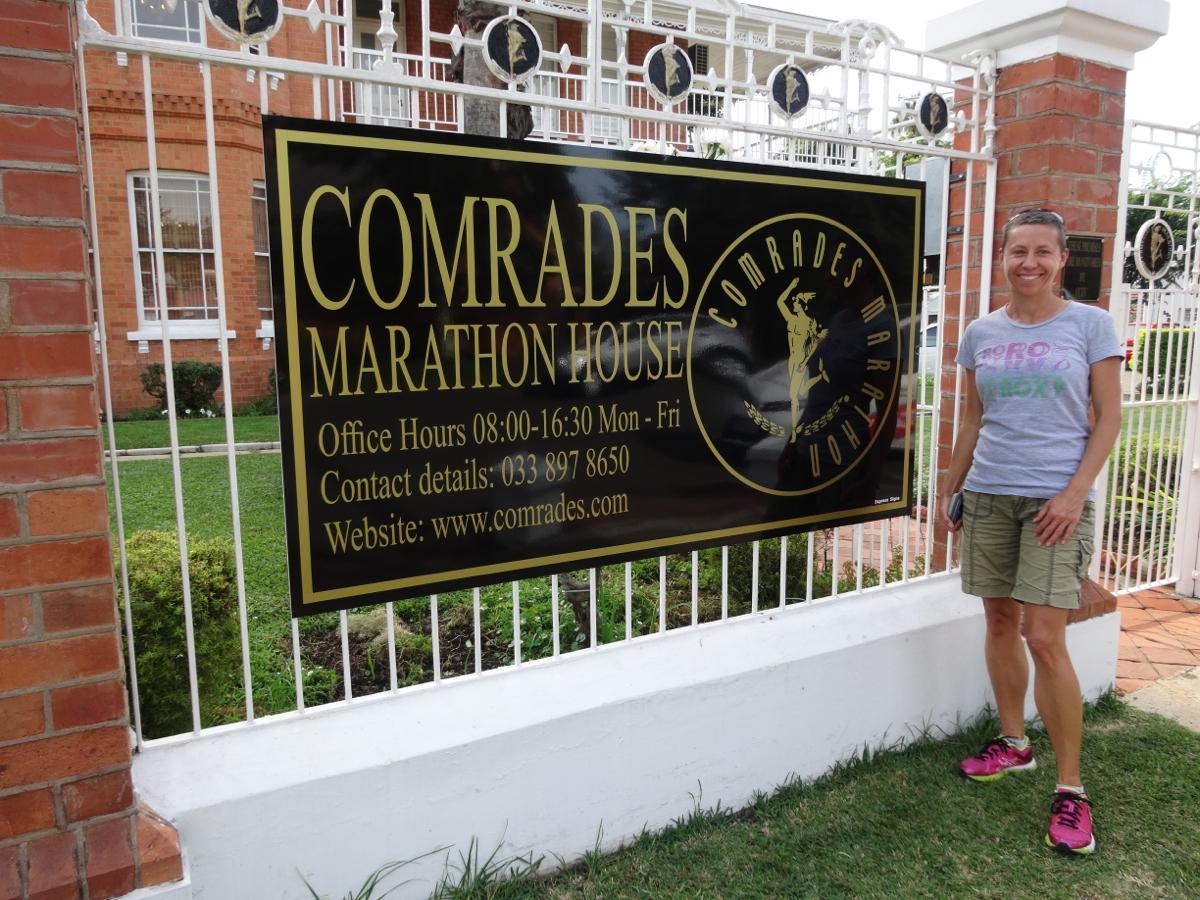 Comrades House, Pietermaritzburg