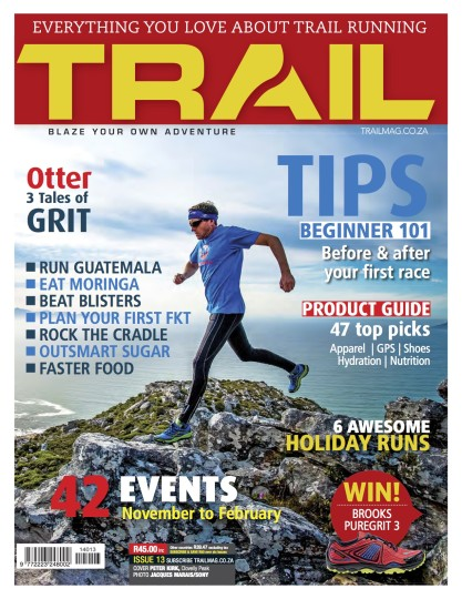 TRAIL 13 cover